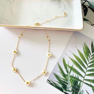 ❗️LAST1❗️Kate Spade Precious Iris Collar Necklace